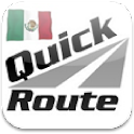 Quick Route Mexico icon