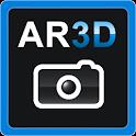 AR Camera 3D icon