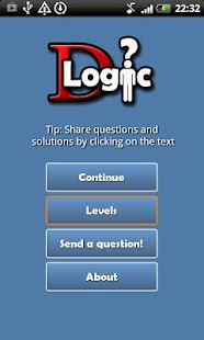 DLogic: Logic & Brain teasers - screenshot thumbnail