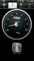 Screenshot of RPM Tachometer & Shift Light