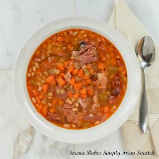 Ham Hock Soup Crock Pot Recipes.