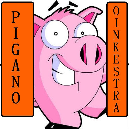 Musical Pigs Pigano Oinkestra