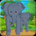 Feed Baby Elephants icon