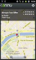 Screenshot of Annu - l'annuaire inversé