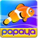 Papaya Fish logo