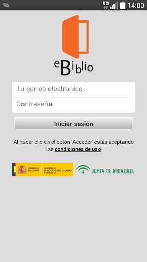 eBiblio Andalucia