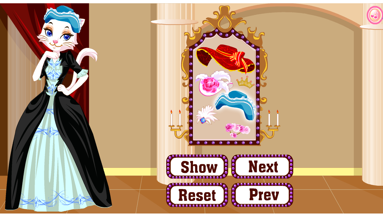 Cat Princess - screenshot