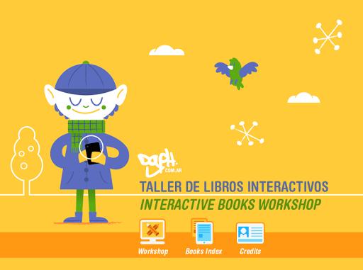 Taller de libros interactivos