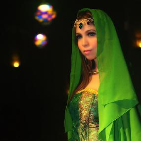 Jasmine Princes by Mas Bagus - People Fashion ( people models women potrait fasion,  )