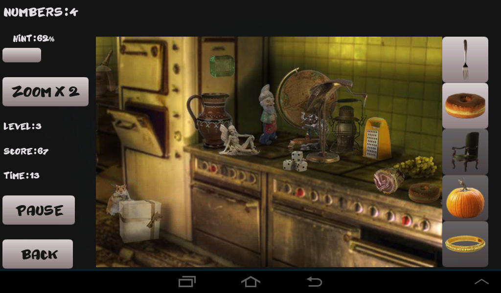 Mystery Hidden Objects- screenshot