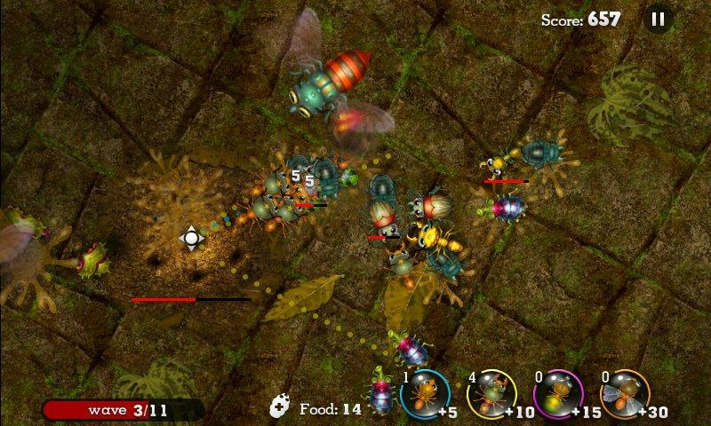 Anthill Lite - screenshot