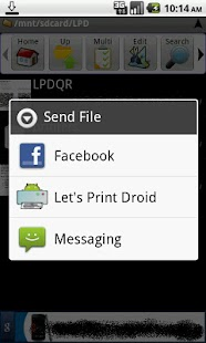 Let's Print Droid - screenshot thumbnail
