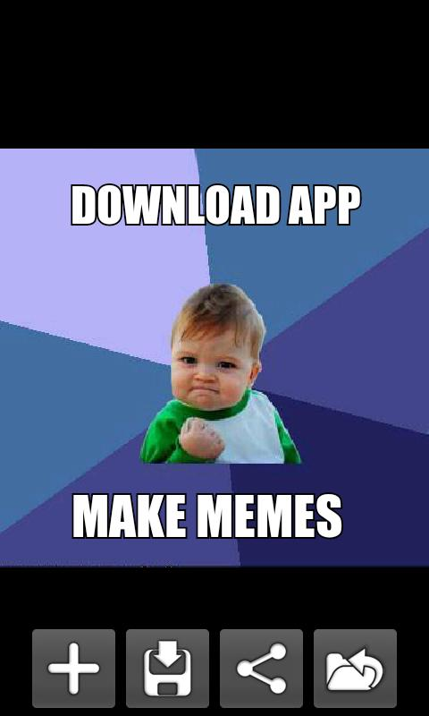 Advice Animal Meme Creator- screenshot