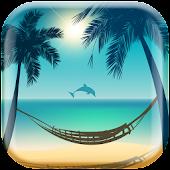 Beach Paradise Live Wallpaper