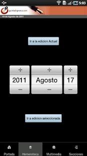 GacetadePrensa- screenshot thumbnail