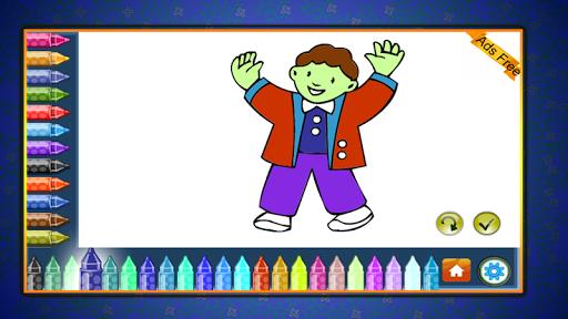 Coloring Book Dancing 1.7.0 screenshots 12