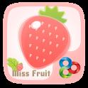 Miss Fruit GO Launcher Theme icon