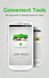 LINE Tools Screenshot 1