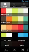 Screenshot of Color Pal