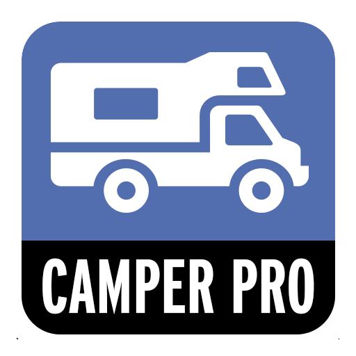 Camper-PRO - Camping-car LOGO-APP點子