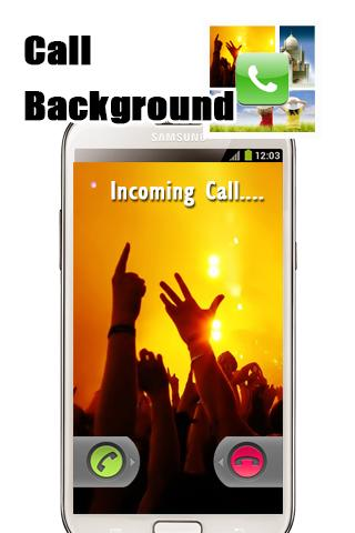 Call Background