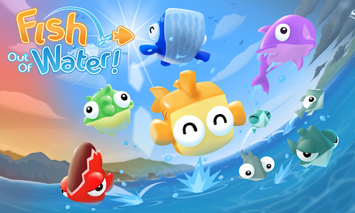 Fish Out Of Water! - screenshot thumbnail