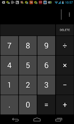Calculator CyanogenMod