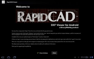 Screenshot of RapidCAD Viewer Demo