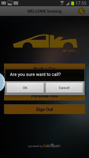 【免費交通運輸App】AK Cars London Minicabs-APP點子