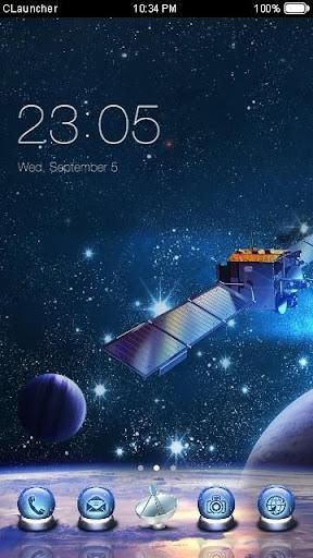 Satellite C Launcher Theme
