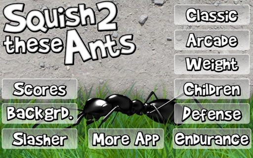 Squish these Ants 2