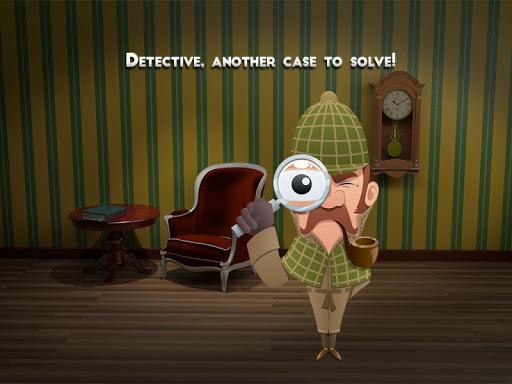 偵探,案件解決