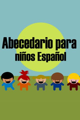 Abecedario para niños Español
