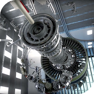Aircraft engine live wallpaper android apps on google play - Jet engine wallpaper ...