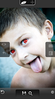 Screenshot of Eye Color Changer - Photo Grid