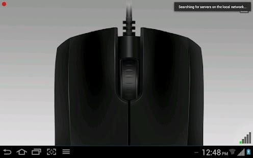 Accelerometer Mouse