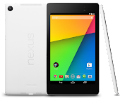 Nexus 7 (32GB, White, Wi-Fi only)