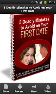 5 Deadly First-Date Mistakes - screenshot thumbnail