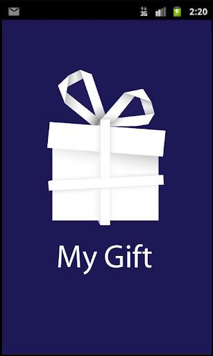 My Gift - Present Advisor