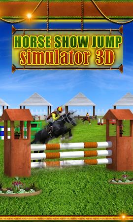 Horse Show Jump Simulator 3D 1.1 screenshot 40851