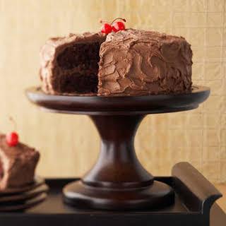 Chocolate Lover's Cake.