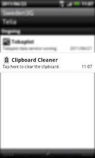 Clipboard Cleaner- screenshot thumbnail