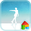 Fairy Ice LINE Launcher theme icon