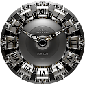 SCHILDS Luxury Clock Widget icon