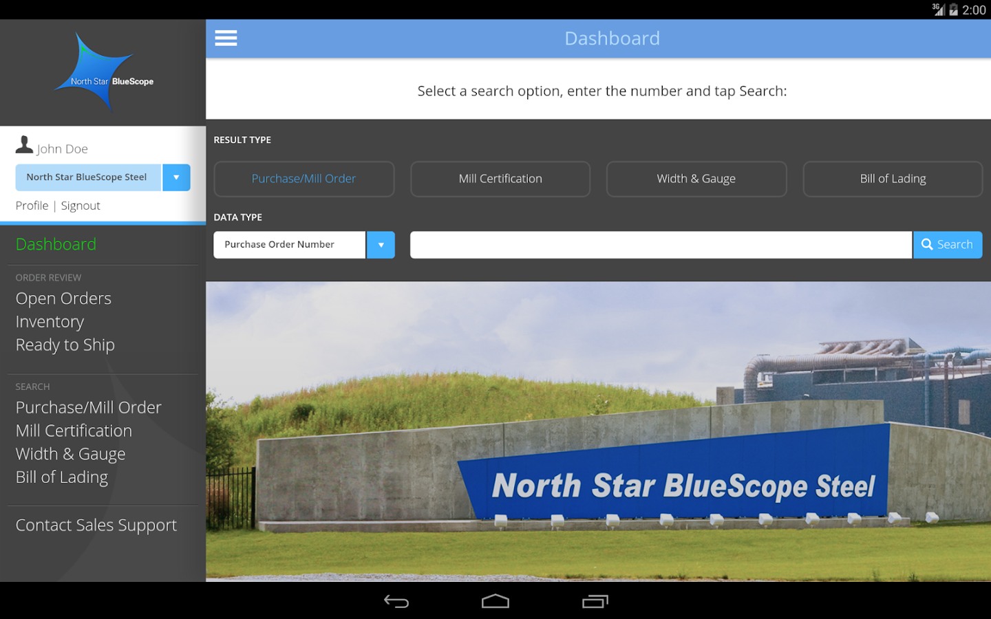 North Star BlueScope Steel- screenshot