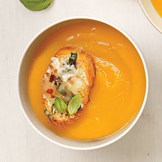 Simple Butternut Soup