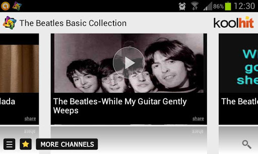 The Beatles Silver Collection