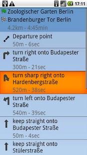 TravelDroyd - screenshot thumbnail