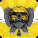 Poli: Flying Elephant icon