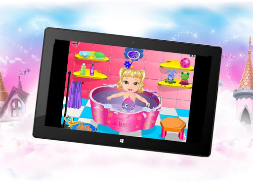 Bayi Princess Merawat Permaina 1.0.7 screenshots 11